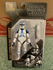 Star Wars The Black Series Archive 501st Legion Trooper 6? Figure