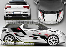 Citroen DS3 Rally 014 R3 racing full graphics stickers decals