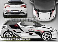 CITROEN DS3 Rally 014 R3 Racing completo de gráficos Pegatinas Calcomanías