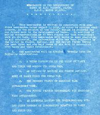 WWI Allied Tank Studies & Reports 1916-18