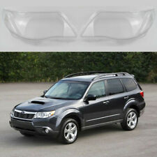 SUBARU FORESTER (3RD GEN. 08-12) - HEADLIGHT LENS PLASTIC COVERS (RIGHT)