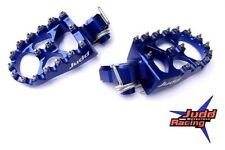 Guidons, poignées et leviers bleus pour motocyclette KTM
