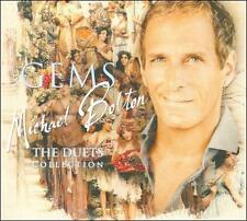 Gems: The Duets Collection [Digipak] by Michael Bolton (CD-2011) NEW SEALED !