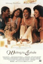 WAITING TO EXHALE (1995) ORIGINAL MOVIE POSTER - ROLLED