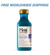 Maui Nourish & Moisture Coconut Milk Hair Conditioner 13 Fl Oz FREE WORLD SHIP
