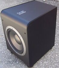 JBL ES150P 10-Inch Powered Subwoofer, 500-Watts Peak In Excellent Condition