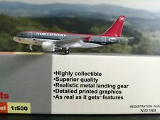 "Star Jets – Airbus A319 ""Northwest"" │ 1:500 │ wie Herpa Wings NG"