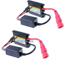 2Pcs Arrival Ultra-Slim HID Xenon Premium Digital 35W Replacement Ballast AC