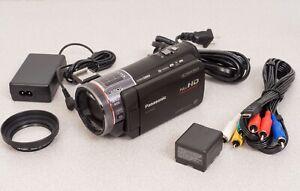 Panasonic HC-X900P 1920x1080 Full HD Camera