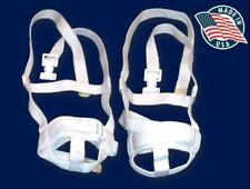 NEW US Military ** Universal Snowshoe Bindings ** 1 pair with Instructions NIB