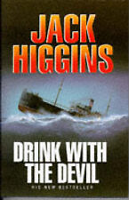 *BRAND NEW* A Drink with the Devil by Jack Higgins Hardback 1996