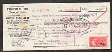"""LE CHAMBON-FEUGEROLLES (42) LIME & RAPE """"LIOGIER"""" 1971"""