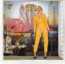 (DK417) Elsie, London Town - DJ CD