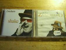 Zucchero [2 CD Alben] Shake + Greatest Hits