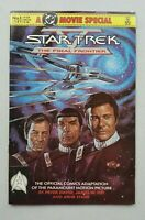 Star Trek V Final Frontier DC Movie Special #1 Comic 1989 Movie Adaptation Kirk