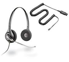 Plantronics P261 Binaural Headset for Hybrex Commander Avaya Nortel NEC Toshiba