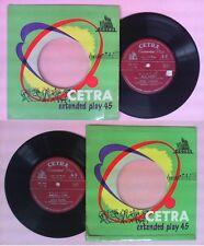 LP 45 7'' NILLA PIZZI Anema e core Luna rossa Sole grigio ngrato no cd mc vhs