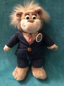 Bubba for President Wisecrackin Talking Plush Bear Mattel Does NOT Talk