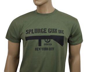 Bugsy Malone (1976) inspired mens film t-shirt - Splurge Gun Inc