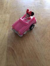 Vintage 1989 Disney/McDonald's Mickey's Birthdayland Race Car Minnie Mouse!!