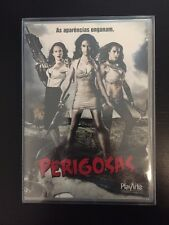 PERIGOSAS Bitch Slap DVD cummings olivo voth BRAZIL 2010 RATED-R Version bmovie