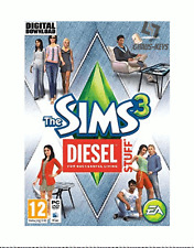 The Sims 3 Diesel Stuff Pack Origin Key PC download code [livraison rapide]