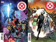(2019) Jonathan Hickman HOUSE OF X #1 + POWERS OF X #1! 1st Print Set!