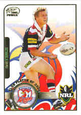 2005 SELECT NRL CLUB PLAYER OF THE YEAR: BRETT FINCH #CP13 SYDNEY ROOSTERS