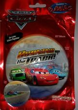 "22"" Disney Pixar The World of Cars Qualatex Stretchy Plastic Balloon"