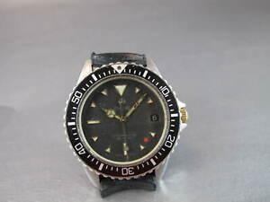 Zodiac Professional 200 metre men's watch model 113.23.26  NO RESERVE