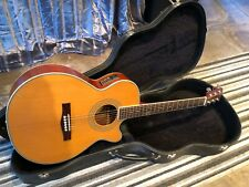 More details for fender jg26s ns mini jumbo fishman electro acoustic guitar with hard case