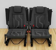 Ford Transit Tourneo Connect 3rd Third Row Rear Single Seats