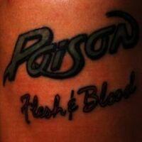 Flesh and Blood von Poison | CD | Zustand gut