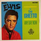 """Elvis Presley In the Ghetto Single 7"""" España reedición 1997"""