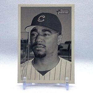 2001 Bowman Heritage Short Print SP Tom Gordon 373 Chicago Cubs