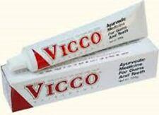 VICCO VAJRADANTI PASTE  AYURVEDIC MEDICINE FOR GUMS & TEETH (1 PACK