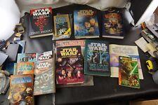 Star Wars 14 Book Lot The Phantom Menace Return of the JEDI Jabba's Palace
