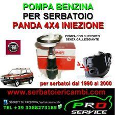 Pompa benzina serbatoio FIAT PANDA 4x4 iniezione 1990>2000