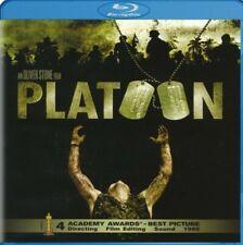[New] Platoon (Blu-ray Disc, 2011) Tom Berenger William Defoe Charlie Sheen