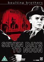 Seven Days To Noon [DVD] [1950] [DVD][Region 2]