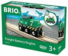 BRIO Trains 33214 Freight Battery Engine