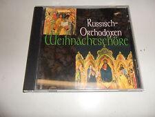 Cd   Various  – Russisch-Orthodoxe Weihnachtschöre