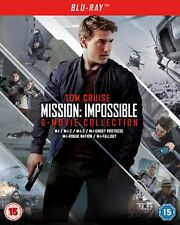 Mission: Impossible - The 6-movie Collection (Includes Bonus Disc) [Blu-ray]