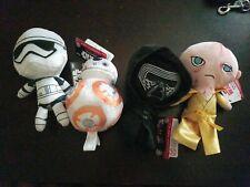 Star Wars Plush Lot