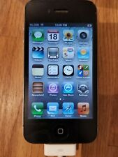 iPhone 4 16 GB  excellent condition unlocked