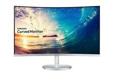 Samsung C27F591FDU 27 inch LED Curved Monitor - Full HD, 4ms, Speakers, HDMI