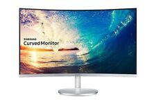 Samsung c27f591fdu 27 pulgadas LED Curvada Monitor - Full HD,4 ms,Altavoces,HDMI