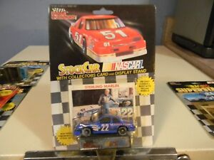 RACING CHAMPIONS STERLING MARLIN COLLECTOR RACE CAR
