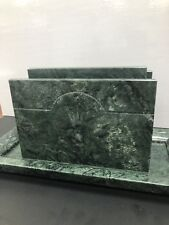 ROLEX MARBLE CATALOGUE / BOOK/MAIL HOLDER DISPLAY TRAY RARE! MINT