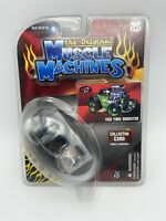 The Original Muscle Machines 1932 Ford Roadster Green And Black FREE SHIPPING